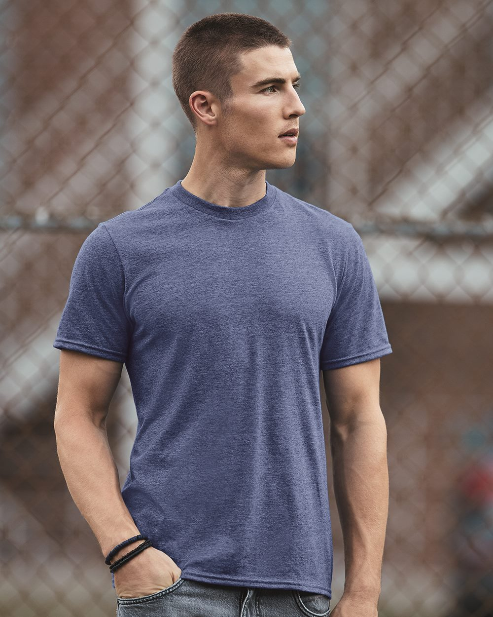Anvil 980 Lightweight Fitted Tee
